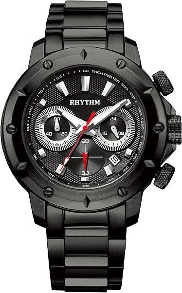 цена Мужские часы Rhythm S1103S06 онлайн в 2017 году