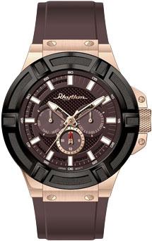 Мужские часы Rhythm SI1605R04 универсальное потолочное крепление wize wth140