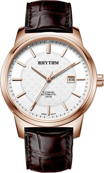 Фото - Мужские часы Rhythm VA1501L03 бензиновая виброплита калибр бвп 13 5500в