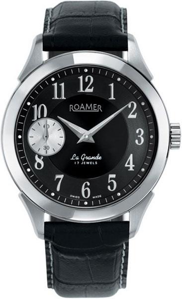 Мужские часы Roamer 101.358.41.56.01 цена и фото