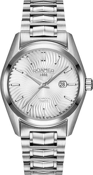 цена Женские часы Roamer 203.844.41.15.20 онлайн в 2017 году