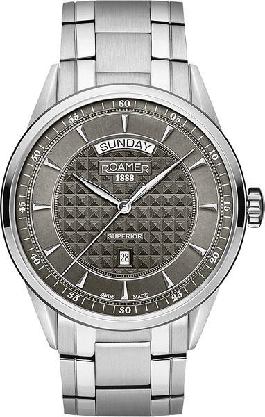 где купить Мужские часы Roamer 508.293.41.05.50 по лучшей цене