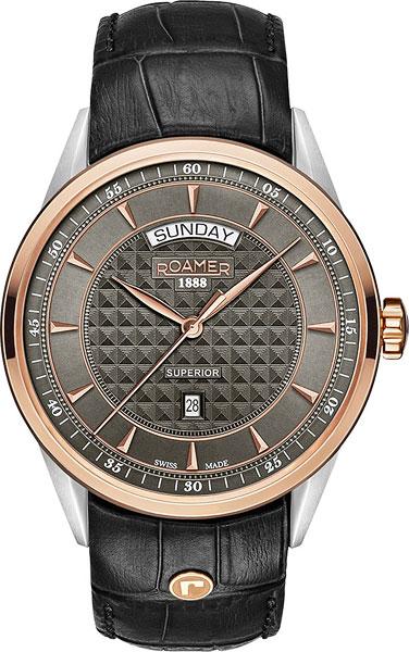 Мужские часы Roamer 508.293.49.05.05