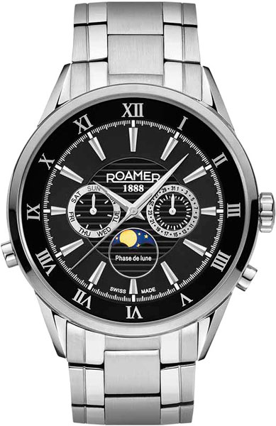 Часы Roamer 508.822.49.54.50 Часы Epos 8000.700.22.65.16