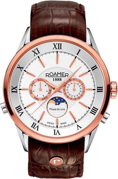 Мужские часы Roamer 508.821.49.13.05 цена и фото