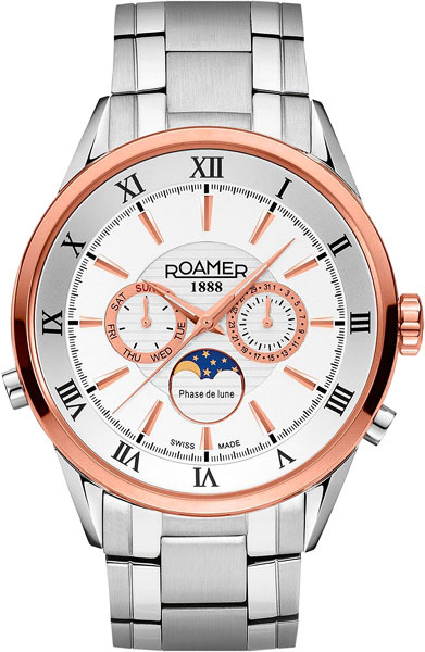 Мужские часы Roamer 508.821.49.13.50 цена и фото