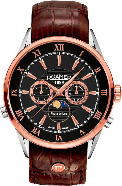Мужские часы Roamer 508.821.49.53.05-ucenka