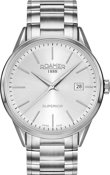 купить Мужские часы Roamer 508.833.41.15.50 по цене 25850 рублей