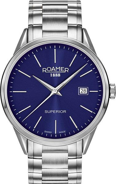 Мужские часы Roamer 508.833.41.45.50 все цены
