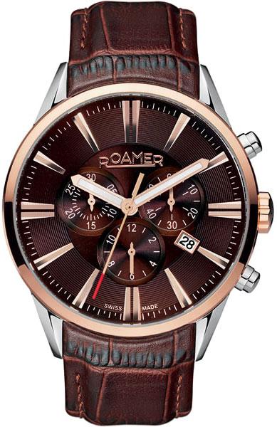 Мужские часы Roamer 508.837.41.65.05 цена и фото