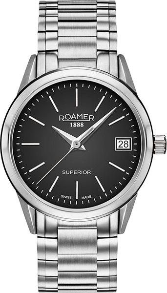 лучшая цена Женские часы Roamer 508.856.41.55.50