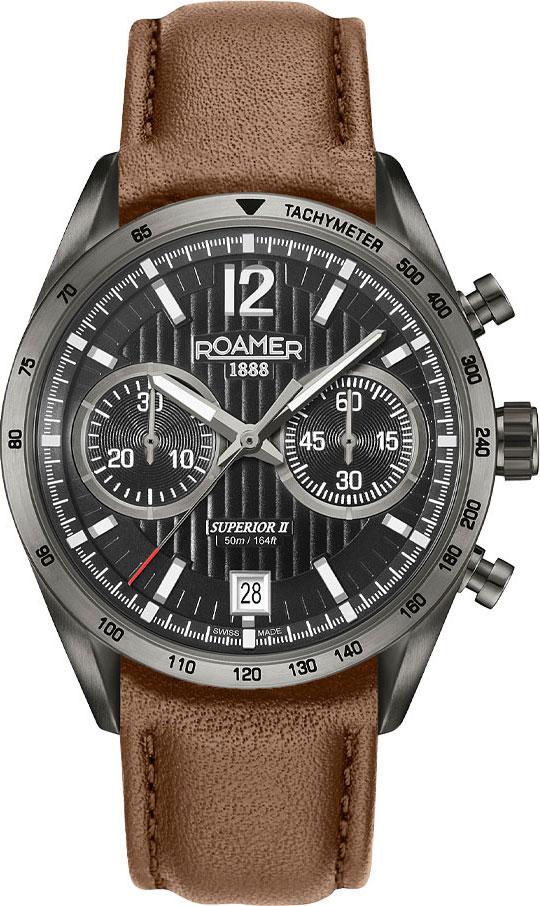 Мужские часы Roamer 510.818.45.54.08
