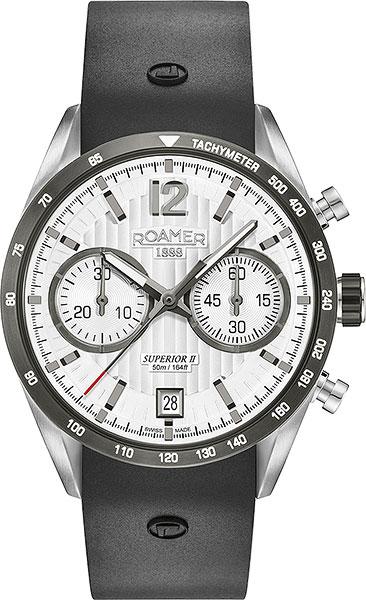Купить Мужские Часы Roamer 510.902.41.14.05