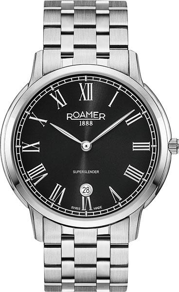 Мужские часы Roamer 515.810.41.52.50