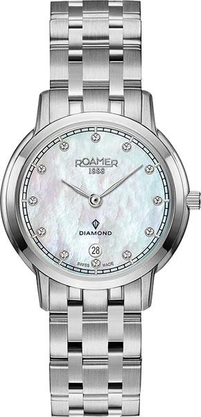 Женские часы Roamer 515.811.41.29.50