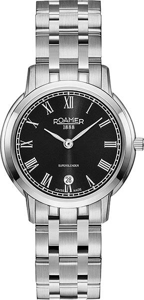 цена Женские часы Roamer 515.811.41.52.50 онлайн в 2017 году