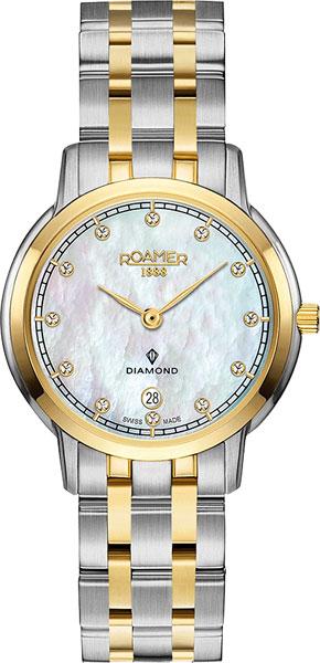 Фото «Швейцарские наручные часы Roamer 515.811.47.29.50»