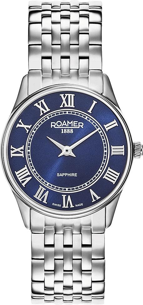 Женские часы Roamer 520.820.41.45.50 женские часы roamer 650 815 48 45 90