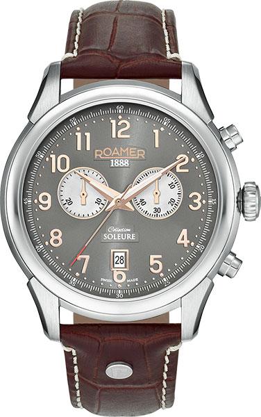 где купить  Мужские часы Roamer 540.951.49.06.05  по лучшей цене