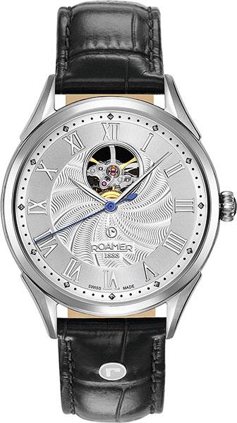 Фото - Мужские часы Roamer 550.661.41.22.05 бензиновая виброплита калибр бвп 13 5500в