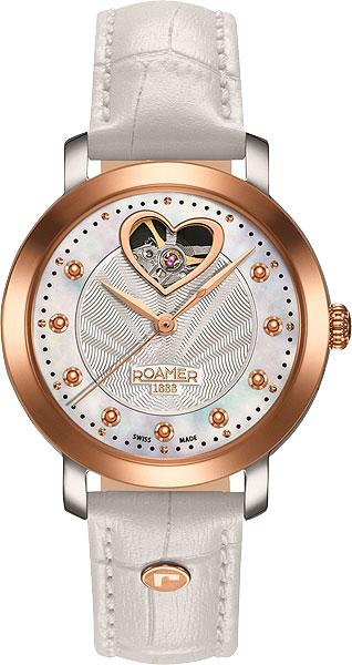 Женские часы Roamer 556.661.46.19.05 карт ридер havit hv c26 black