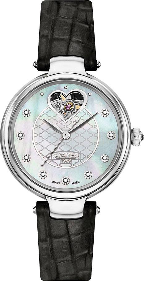 лучшая цена Женские часы Roamer 557.661.41.19.05