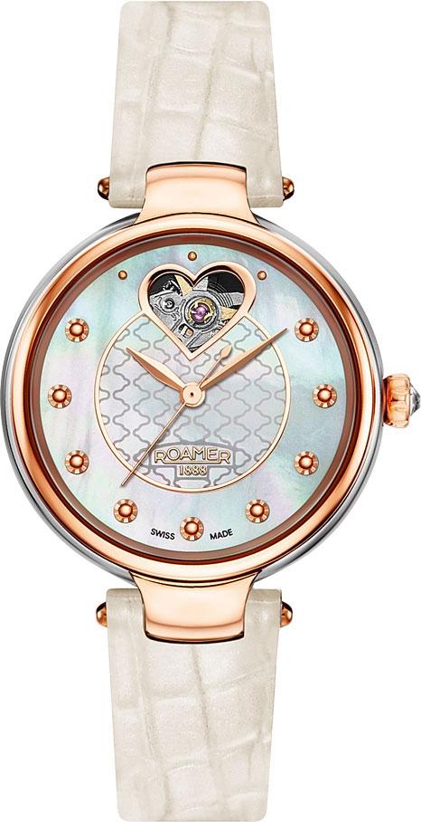 Женские часы Roamer 557.661.46.19.05