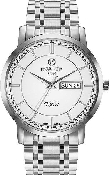 купить Мужские часы Roamer 570.637.41.15.50 по цене 45500 рублей