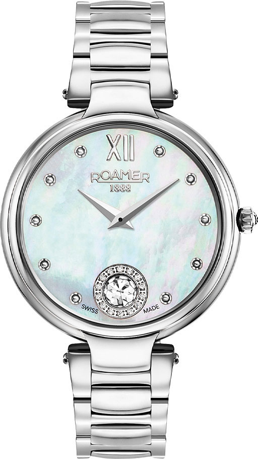 Женские часы Roamer 600.843.41.19.50 все цены