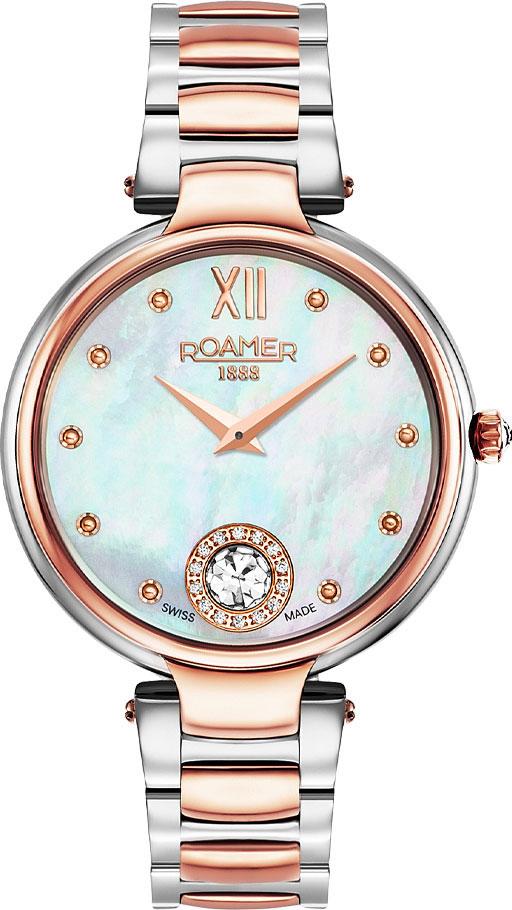 Женские часы Roamer 600.843.49.19.50 все цены
