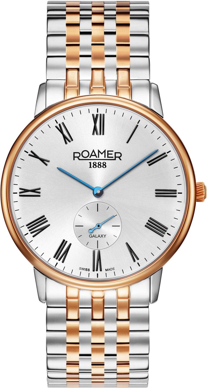 Мужские часы Roamer 620.710.49.15.50.