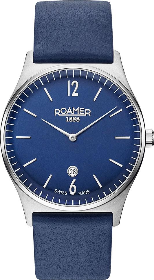 Мужские часы Roamer 650.810.41.45.05 все цены