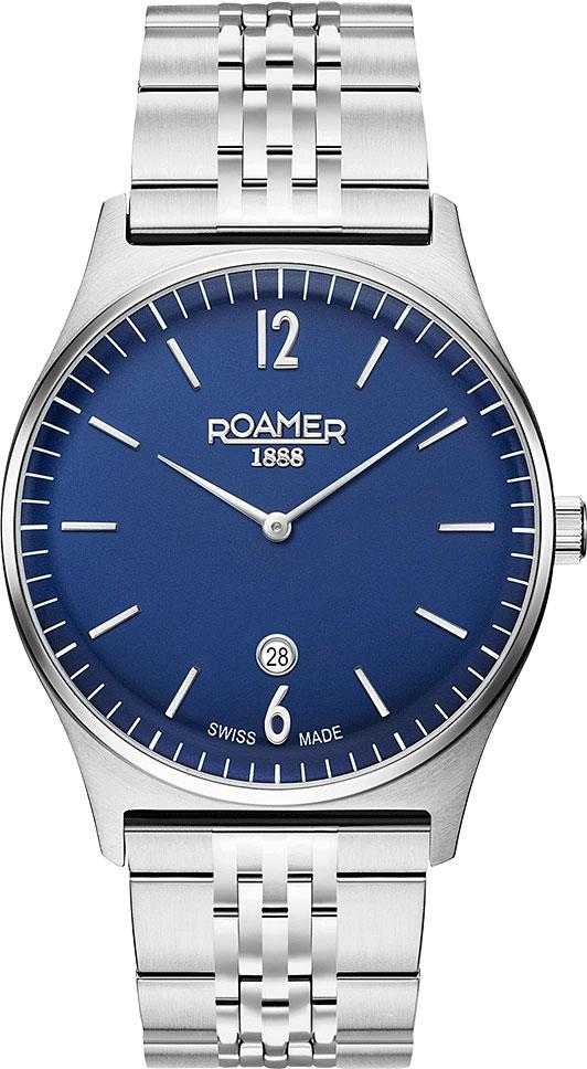 купить Мужские часы Roamer 650.810.41.45.50 по цене 20950 рублей
