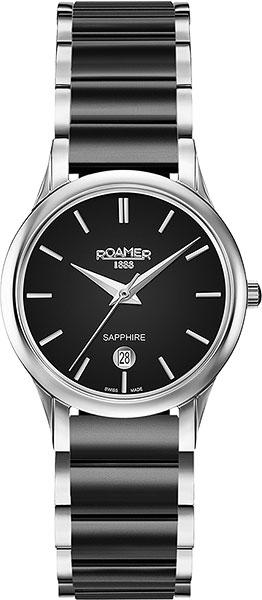 Женские часы Roamer 657.844.41.55.60 женские часы roamer 650 815 48 45 90