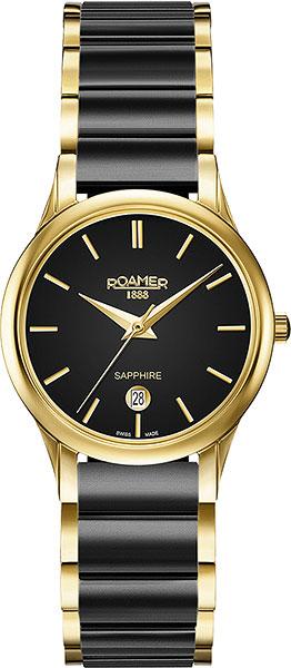 цена Женские часы Roamer 657.844.48.55.60 онлайн в 2017 году
