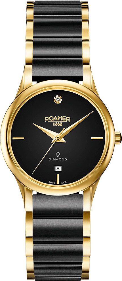 все цены на Женские часы Roamer 657.844.48.59.60 онлайн