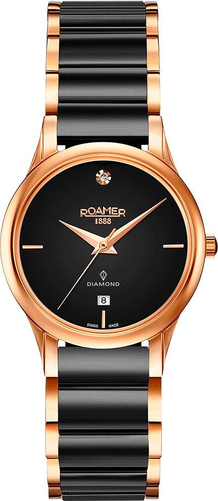 все цены на Женские часы Roamer 657.844.49.59.60 онлайн