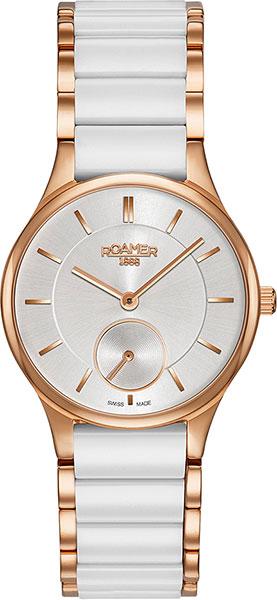 Женские часы Roamer 677.855.49.15.60