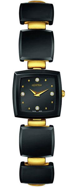 цена Женские часы Roamer 682.953.48.55.60 онлайн в 2017 году