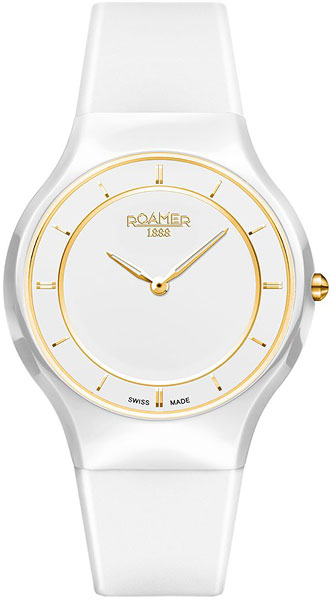 цена Женские часы Roamer 683.830.48.25.06 онлайн в 2017 году