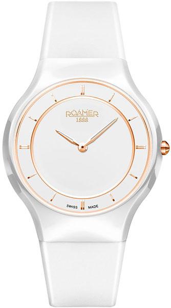 Женские часы Roamer 683.830.49.25.06 женские часы roamer 650 815 48 45 90