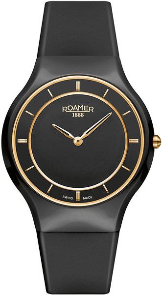 цена Женские часы Roamer 684.830.48.55.06 онлайн в 2017 году