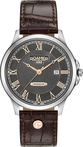 купить Мужские часы Roamer 706.856.41.02.07 по цене 17450 рублей