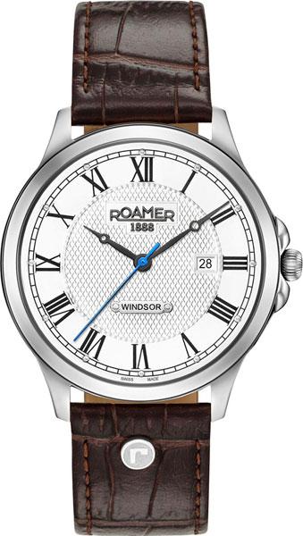 купить Мужские часы Roamer 706.856.41.12.07 по цене 17450 рублей