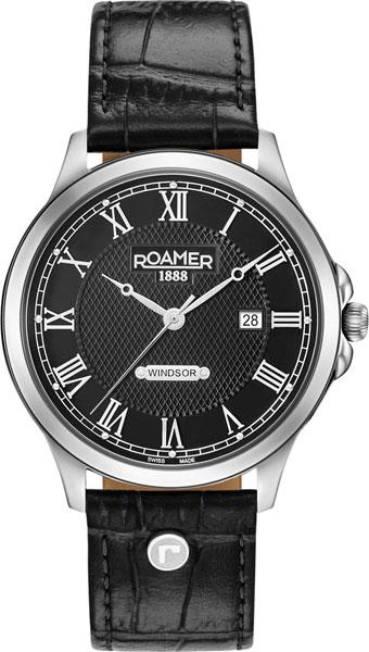 Мужские часы Roamer 706.856.41.52.07 цена и фото