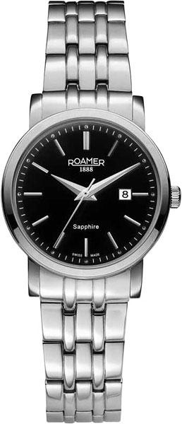 цена Женские часы Roamer 709.844.41.55.70 онлайн в 2017 году