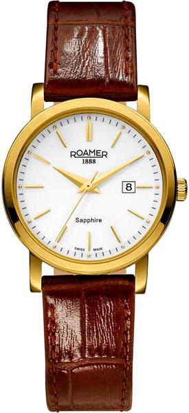 Женские часы Roamer 709.844.48.25.07 женские часы roamer 650 815 48 45 90