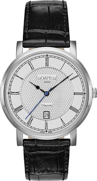 все цены на Мужские часы Roamer 709.856.41.12.07 онлайн