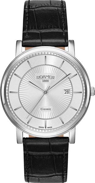 цена  Мужские часы Roamer 709.856.41.17.07  онлайн в 2017 году