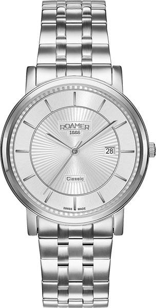 цена  Мужские часы Roamer 709.856.41.17.70  онлайн в 2017 году